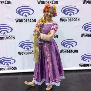 Tangled Rapunzel Cosplay!